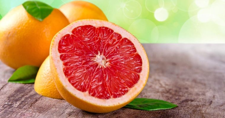 Grapefruit-Wallpaper