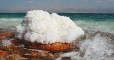 فواید نمک دریا