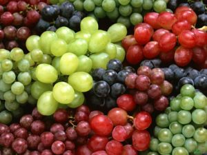 خواص هسته انگور