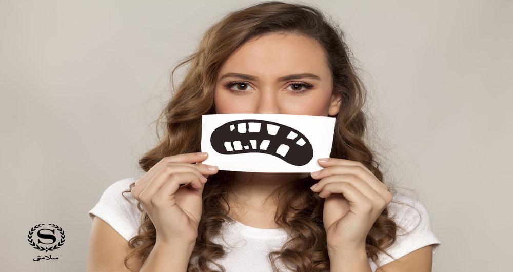 عوارض دندان پوسیده بر روی دستگاه گوارش