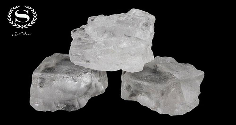 سنگ نمک عاملی برای پاکسازی هوا و کاهش استرس؟!! (سلامتی)